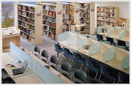 Library Sysyrm Furniture From BIF Korea Co Ltd BB Marketplace - Library furniture