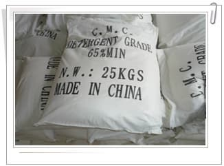 Sodium Carboxy Methyl Cellulose (CMC-Na) CAS No.: 9004-32-4