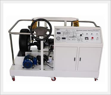 Electronic Power Steering System Training Equipment