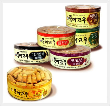 Korean Roll Cracker (Jukmagowoo)