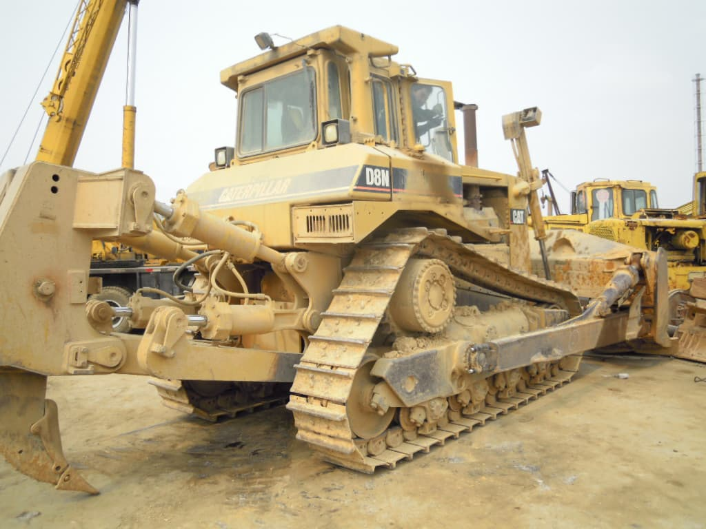 Caterpillar D8 dozer CAT D8N bulldozer for sale in Shanghai