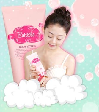 Lioele Bubble Body Scrub