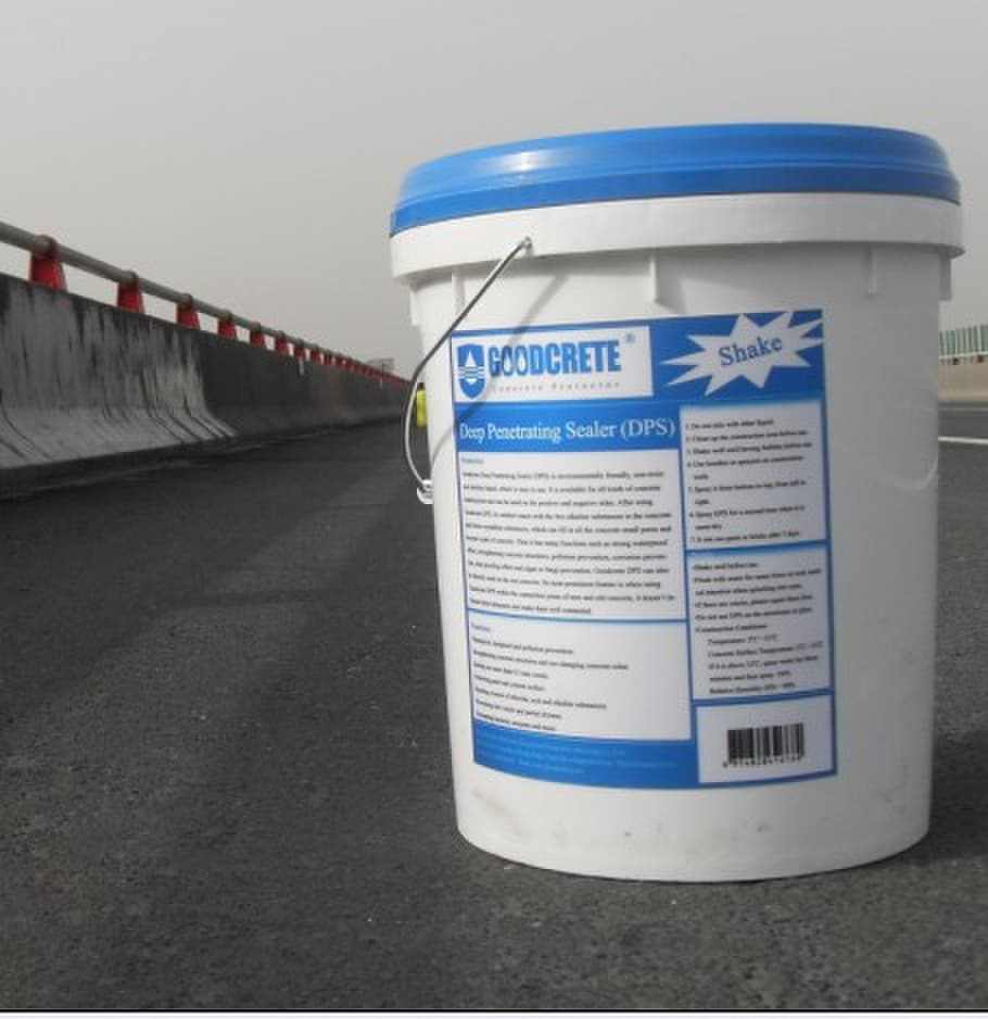 Cementitious Waterproofing Coating : Permeable crystallization cement based coatin from