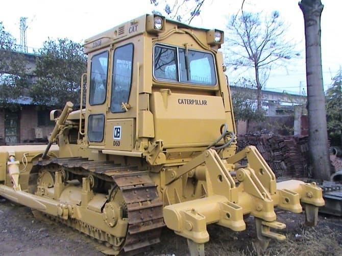 Catrpillar bulldozer D6 Dozer D6D low price for sale | tradekorea