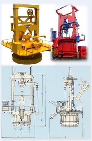 RCD (Reverse Circulation Drilling)