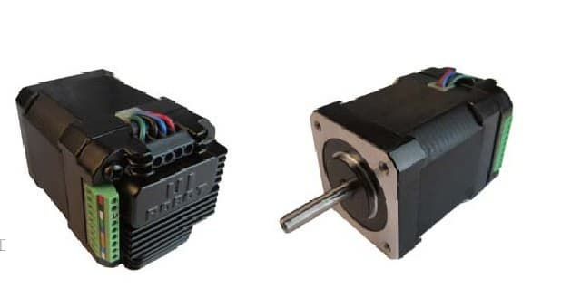 Programmable Miniature Stepper Motor Motion Controller