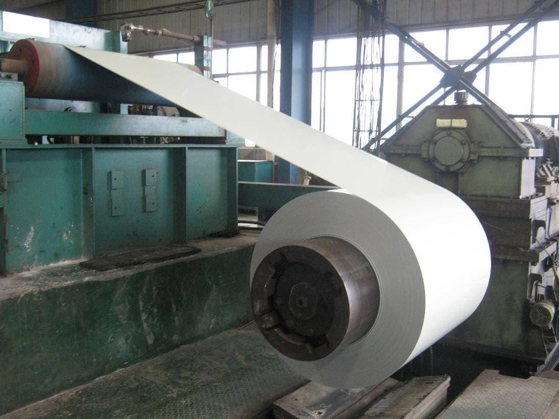 Ppgi Prepainted Galvanized Steel Coil Color Steel Coil