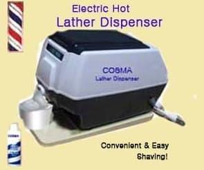 professional lather machine