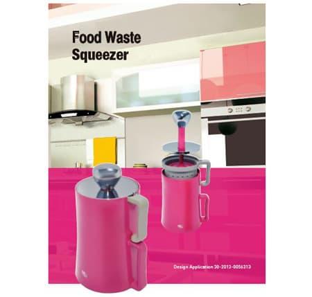Food Waste Squeezer