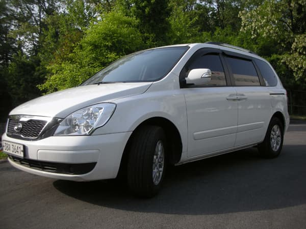 Used car (Canival 9P GX)