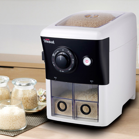 Misul Instant Rice Polisher