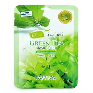 Amicell Pascucci Eco Mask Sheet Green Tea