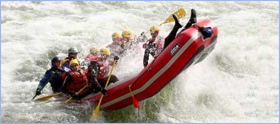 White River Rafting Boats (River Rafts)