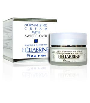 HELIABRINE Normalizing Cream with Sweet Clover