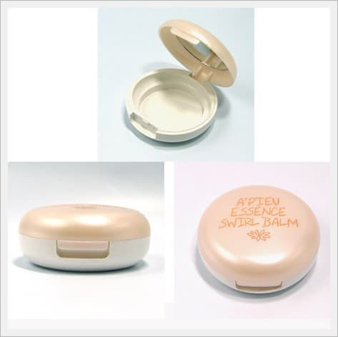 Mini Size Compact Powder