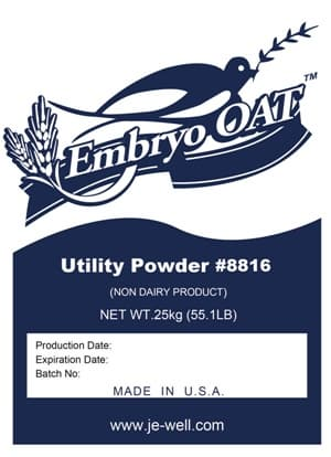 Embryo <strong>Oat</strong> Utility <strong>Powder</strong>