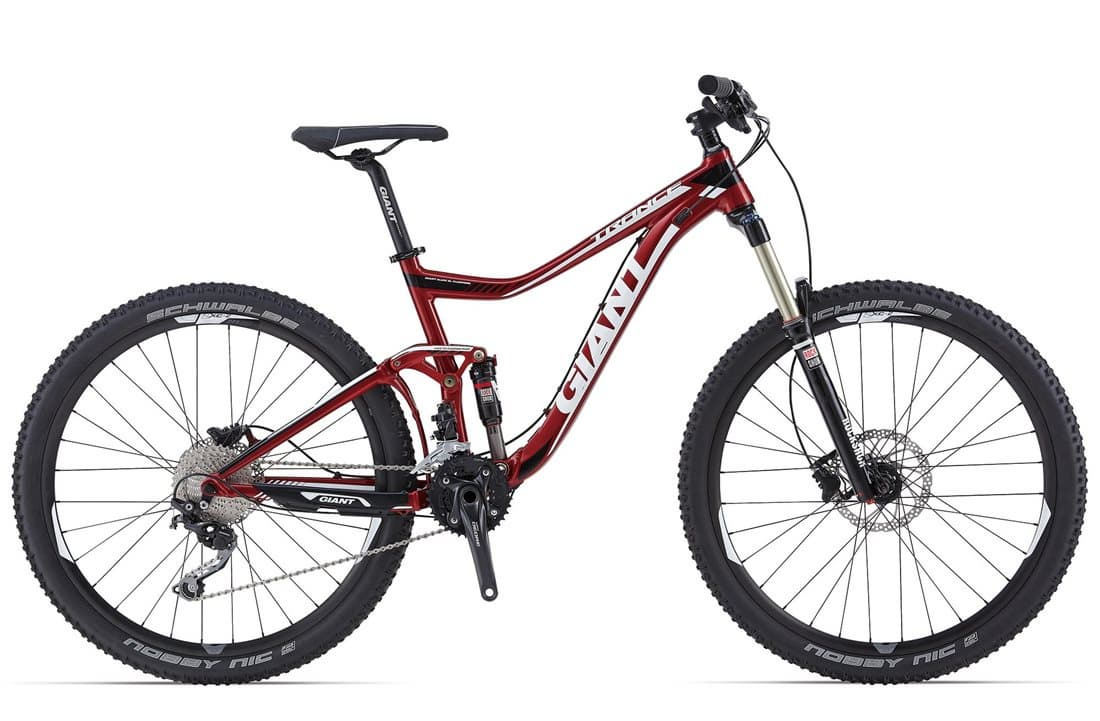 64d459663f8 Giant Bikes Trance 27.5 3 Bike 2014