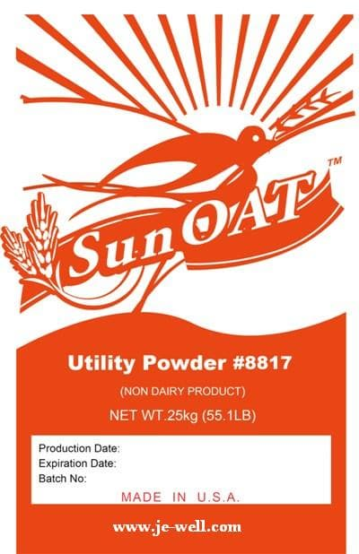 Sun <strong>Oat</strong> Utility <strong>Powder</strong>