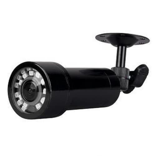 Wide Angle of View Camera
