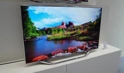 Samsung UE65ES8000 65-inch 3D LED Smart TV