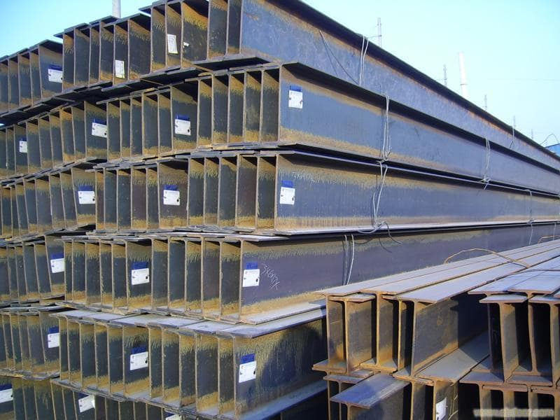 Hot Rolled H steel beam