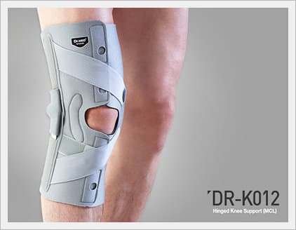 Hinged Knee Support(MCL) DR-K012