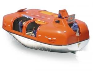 Partially Enclosed Life Boat Tradekorea