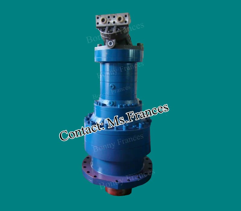 Hydraulic Drive Gearboxes : High speed hydraulic slewing drive gearbox from ningbo