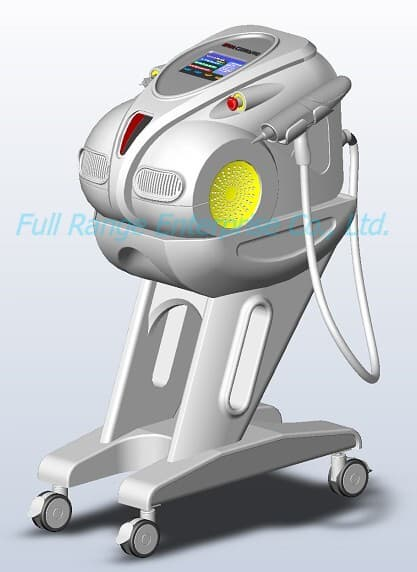 Active Q-switch Laser Tattoo Removal Equipment