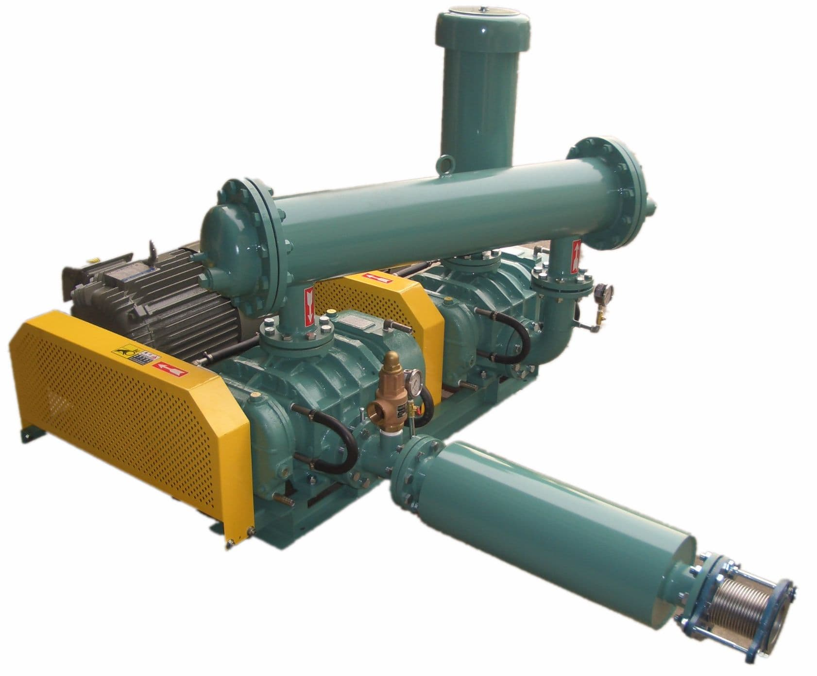 Vacuum And Blower Systems : Roots vacuum system products