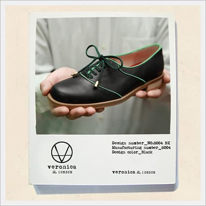 Female Shoe -V.W.M.S No.8004 BLACk
