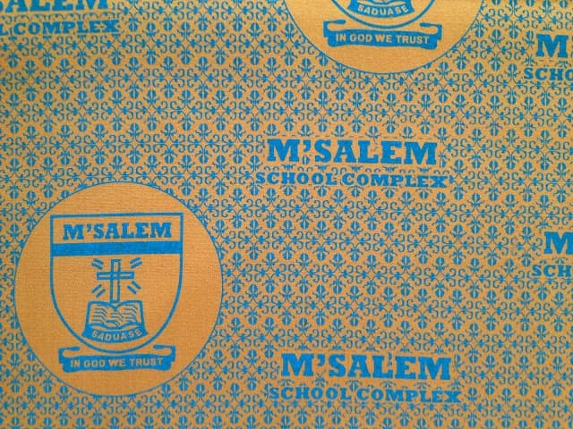 Africa <strong>Polyester</strong>/<strong>Rayon</strong> Printed Fabric for Uniform or Dress