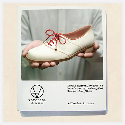 Female Shoe -V.W.M.S No.8004 WH