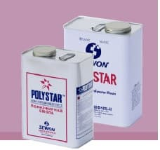 unsaturated polyester resin & others