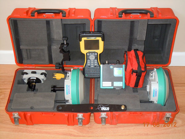 Sokkia GSR2700 ISX RTK GPS Kit Demo Condition | tradekorea