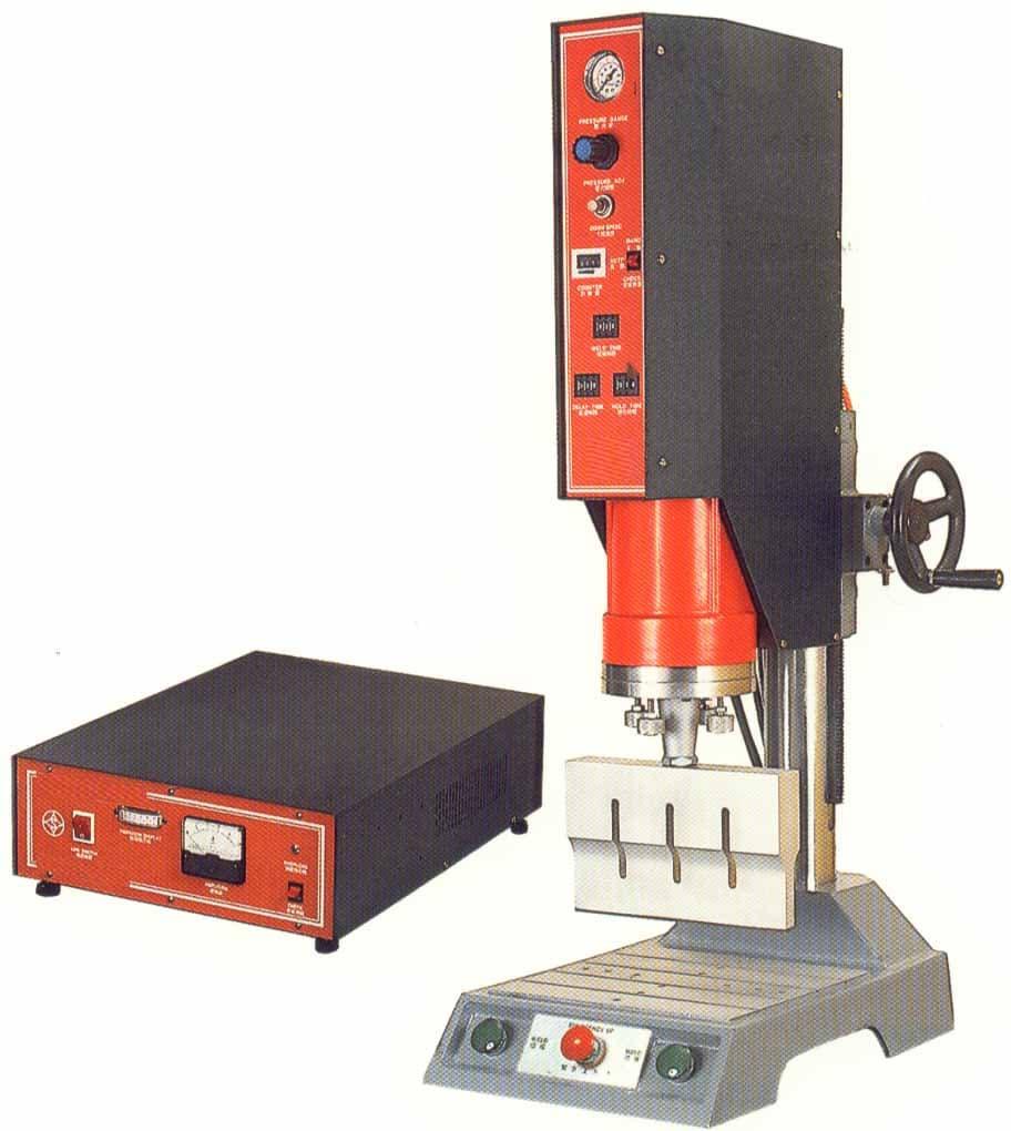 Ultrasonic Plastic Welding Machine Tradekorea