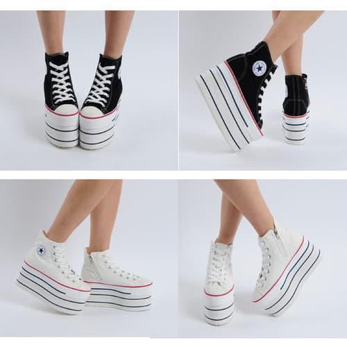 Hanbok Shoes Heels