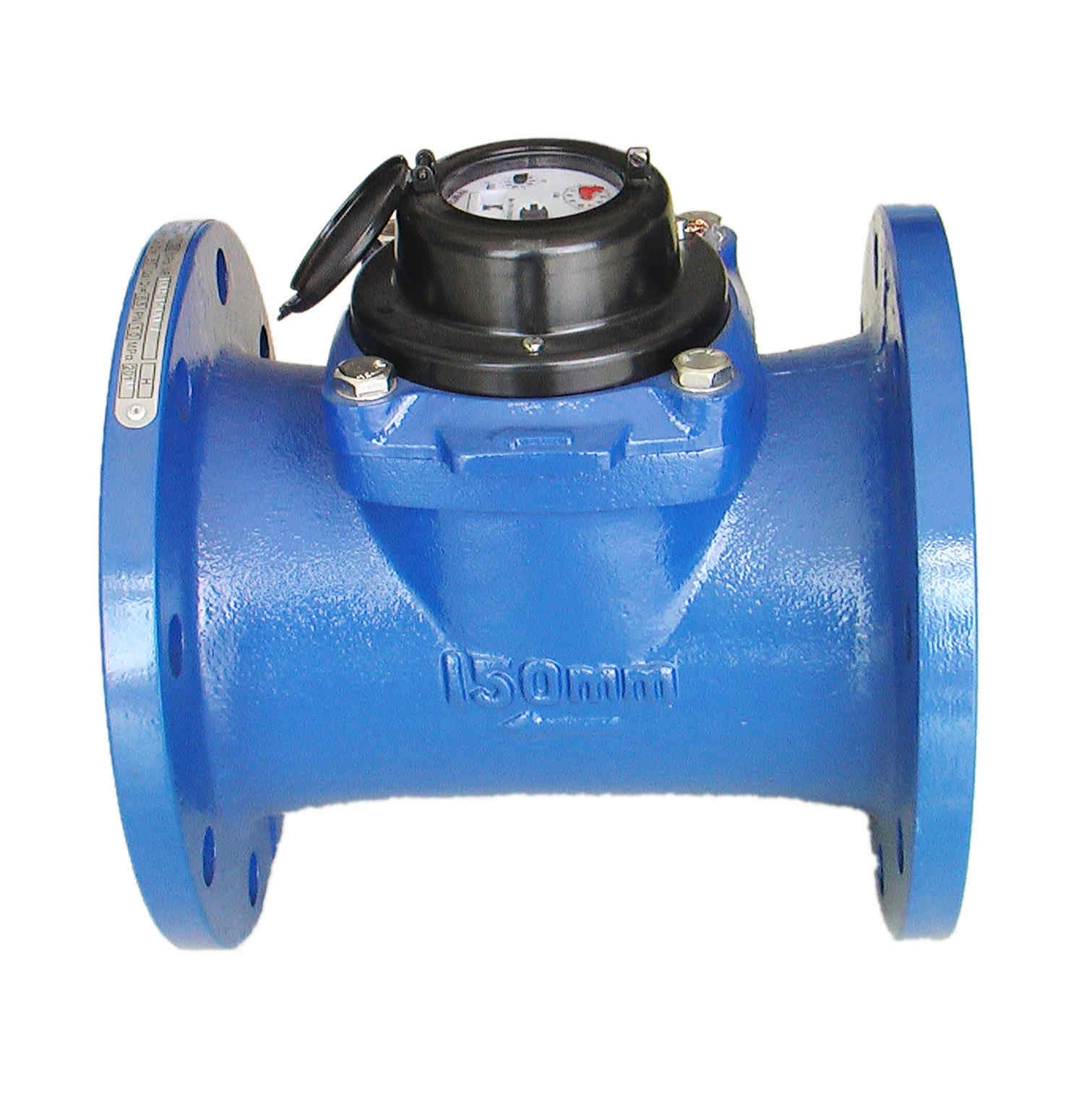 Water Flow Meter : Cast iron water meter from shandong guanxiang co