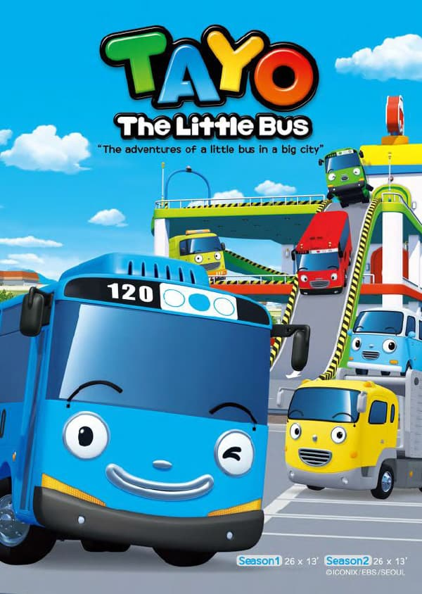 tayo the little bus - yiv.Com - Free Mobile Games Online