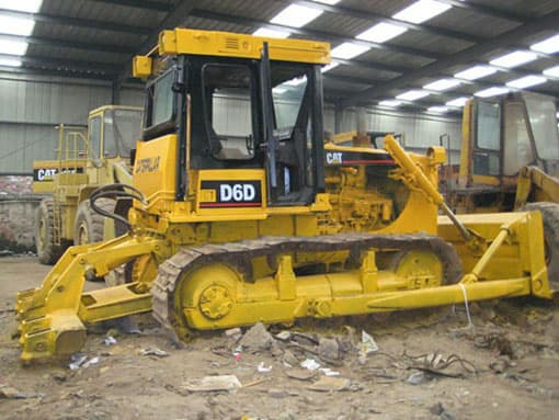 Used cat bulldozer, cat D6D,D6H,D7G,D7H,D8K,D9N