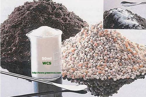 water combination soil