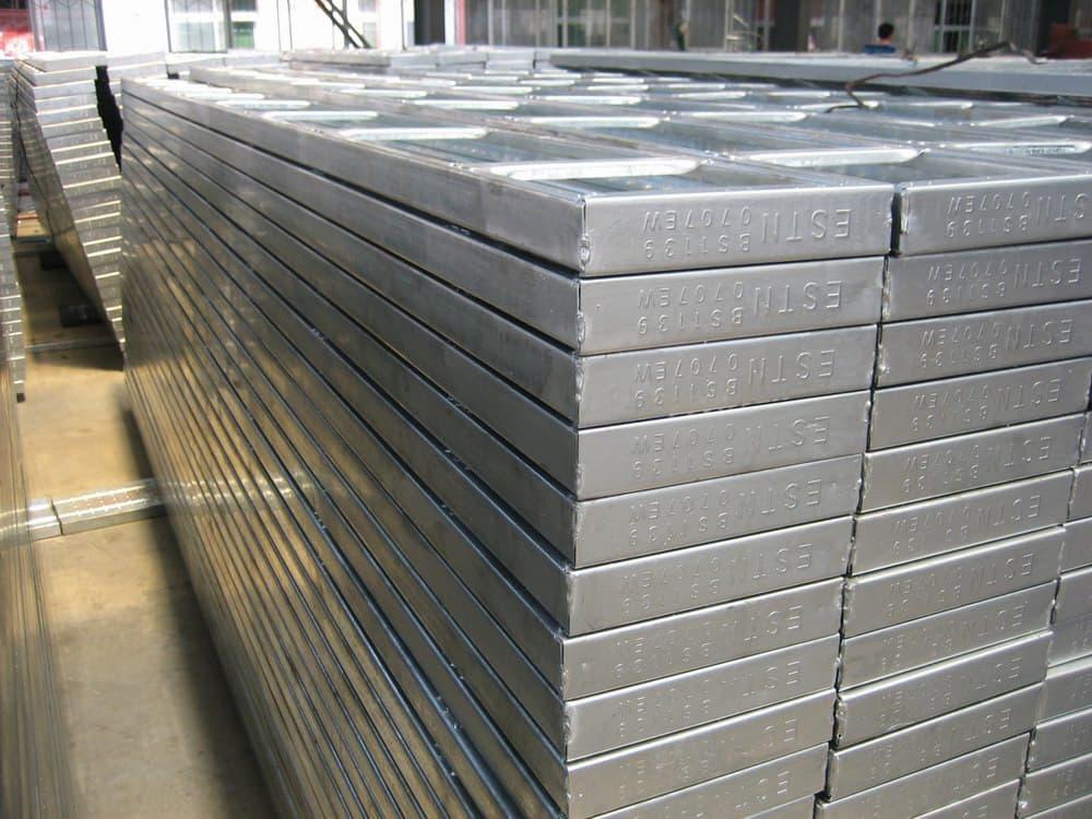 Metal Planks Tradekorea