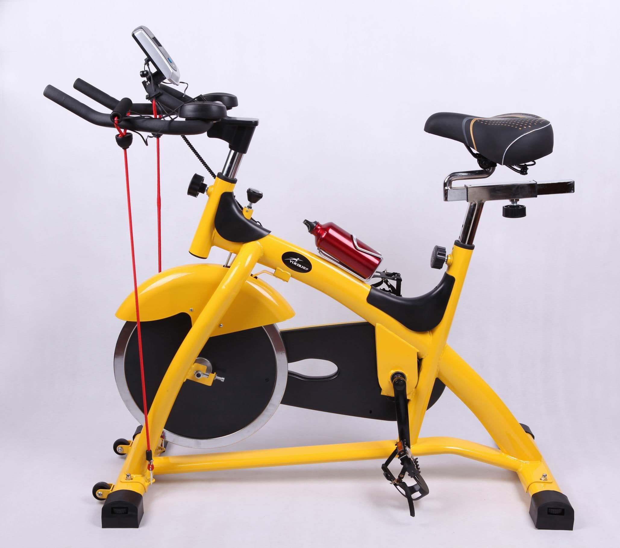 Sporting Goods Equipment ~ Spinner bike exercise fitness gym equipment