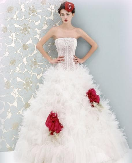 Stylish Sell Sexy Wedding Dress