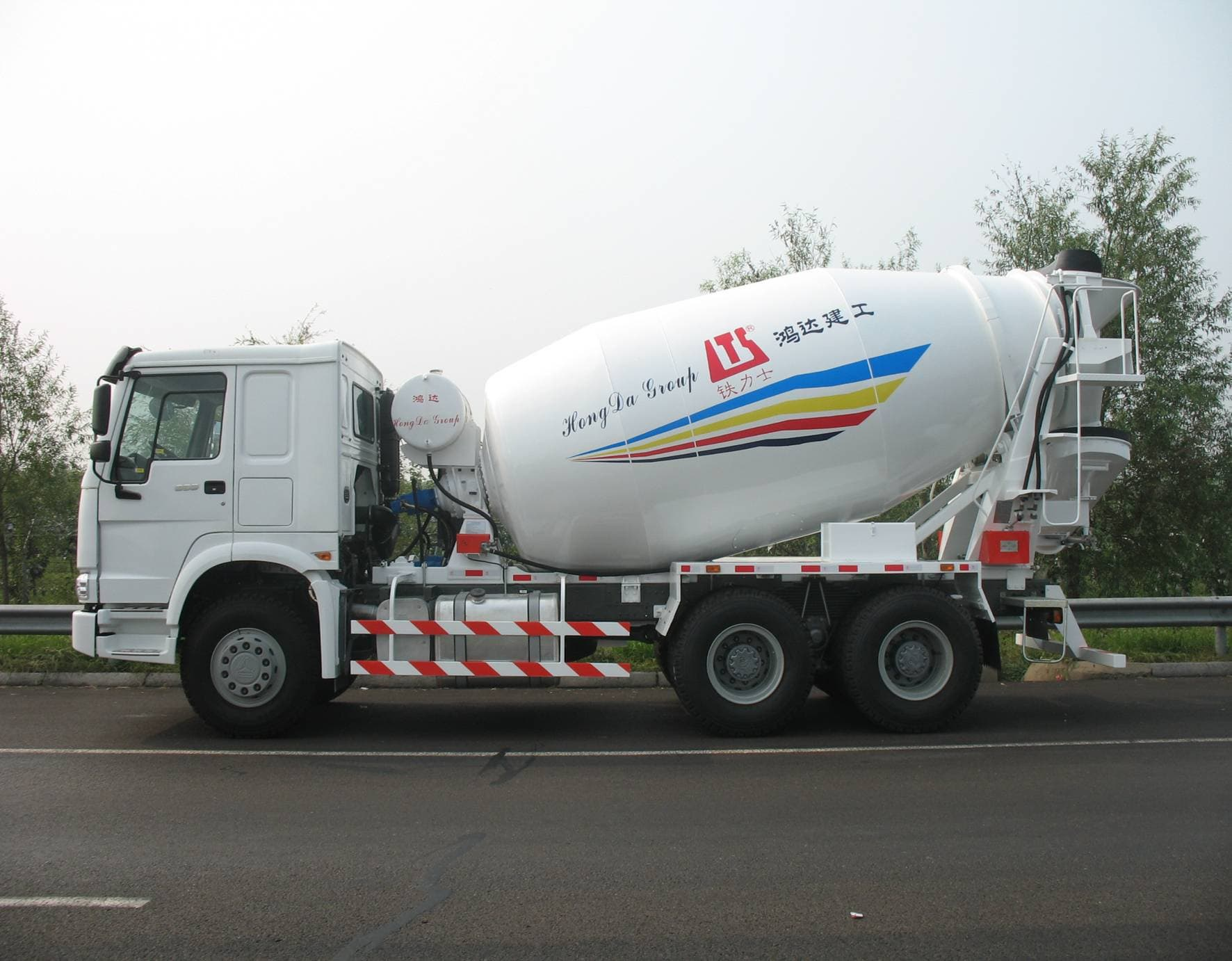 Concrete mixer truck click for details ready mix concrete mixer truck