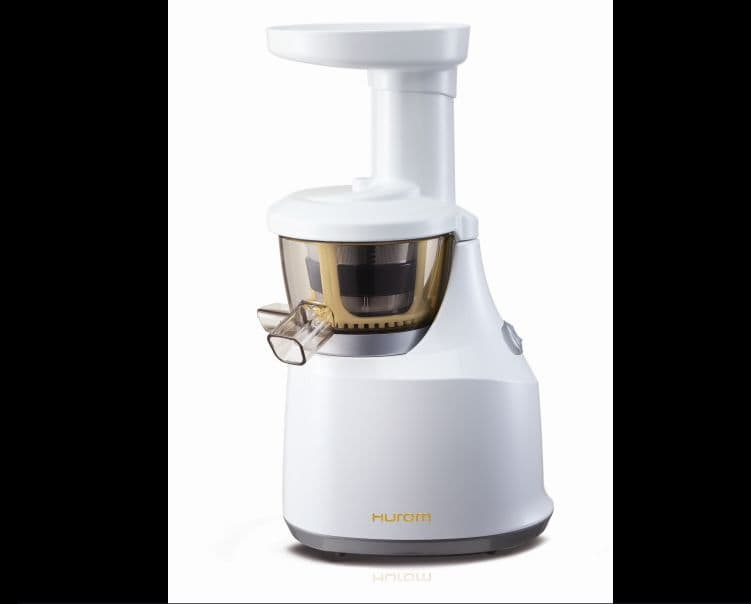 Premium slow-juicer HUROM (HU-400, WH) from HUROM. CO., LTD. B2B marketplace portal & South ...