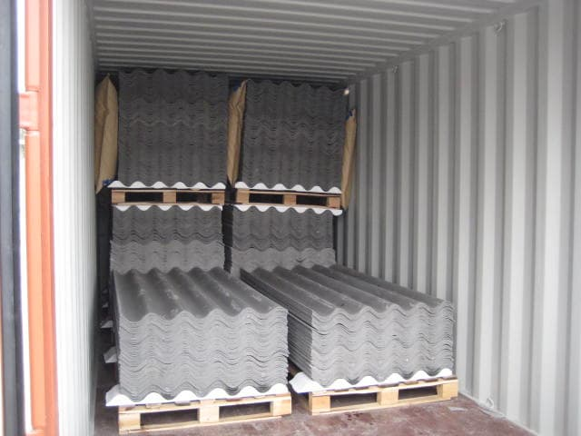 Roofing Tiles Fiber Cement Roofing Tiles