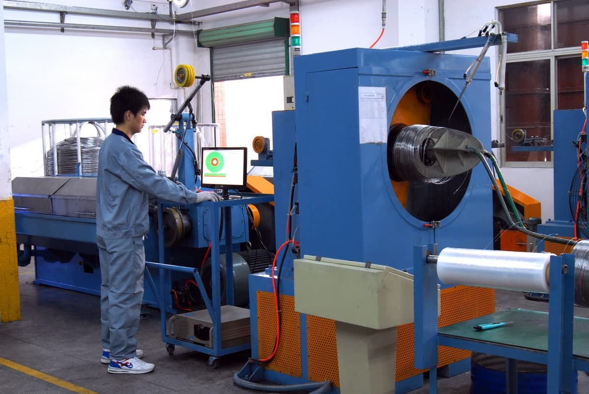 wire drawing machine manufacturers