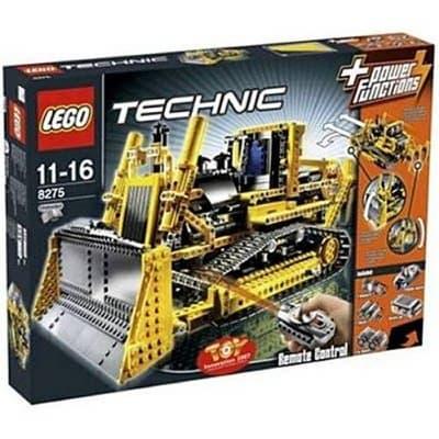 Fêtes de fin d'années périodes de cadeaux LEGO_Technic_8275__Motorized_Bulldozer