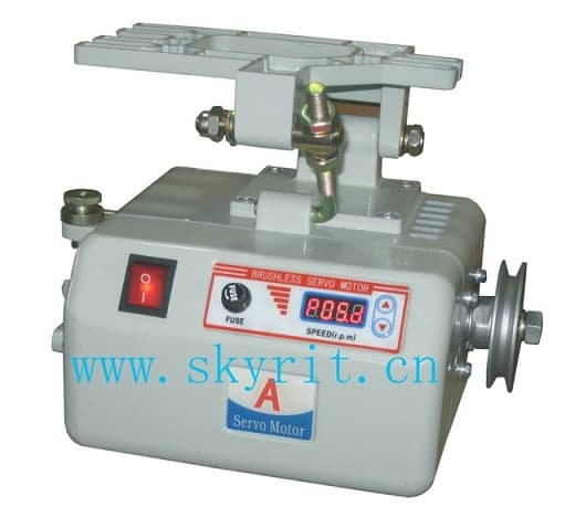 Energy Saving Servo Motor Tn 422b Position For Industrial Sewing Machine From Skyrit